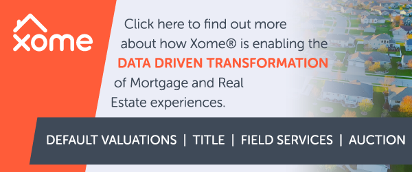 Xome MBA Servicing Conference Meeting Banner